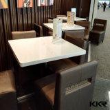 レストランのための小型の喫茶店の家具の表そしてCahirs