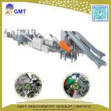 Il lavaggio di plastica della pellicola delle bottiglie del blocchetto del PE pp di Facile-Funzionamento ricicla la macchina