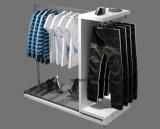 Зажимное приспособление для хранения одежды подставка для дисплея