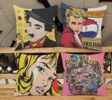 Custom Hot Sale linge créatives de renforcer l'Oreiller pour la promotion de coussin
