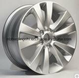 16 de Wielen van het Aluminium van de Auto van de duim met PCD 5X100