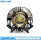 Regalo di piastra metallica del mestiere della piastra commemorativa del ricordo su ordinazione