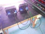 Plat LED PAR/Luz de estágio 7*15W RGBWA 5NO1 Multi-Color Luz PAR LED