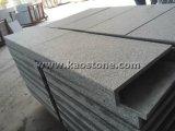 Billig/passen Qualitäts-grauer Granit G603 für Wand/Fußboden an
