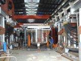 Fornalha de derretimento de aço da indução da fresa de aço