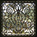 [4-12مّ] طبع زخرفيّة [ستين غلسّ] كنيسة [ويندووس] زجاجيّة