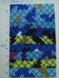 Tissu en polyester Oxford support tricoté