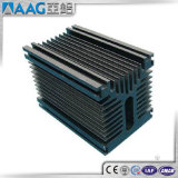 Neue Art-kundenspezifischer Aluminiumstrangpresßling-Kühlkörper