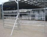 Barricades galvanisées de sûreté de barrière de contrôle de trafic