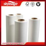 anticourbure sec rapide de papier de transfert de la sublimation 75GSM pour l'impression de tissus