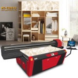 Fabricante de jato de tinta Lâmpada LED Couro Digital Ceramic Tiles Printing Machinery