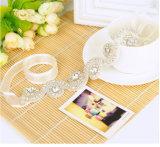 2017の卸し売り新式の水晶花嫁の天飾り