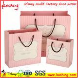 Kundenspezifischer Plastik/Papiereinkaufen-verpackenbeutel/spezielle Entwurfs-Papier-Handtasche