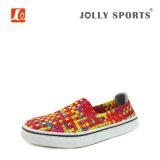 Neue Form-Freizeit-Art-bunte Webart-Schuhe für Männer
