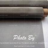 Tela de malha de tecidos de aço inoxidável