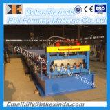 Rodillo de acero del Decking del suelo de la azotea del metal H75 que forma la máquina