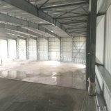 SGSの証明書が付いている鉄骨構造の飛行機の維持の倉庫