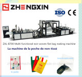 Eco Friendly Sac shopping non tissé Making Machine Zxl-B700