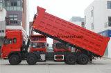 在庫のSinotruk HOWO A7 371HP 8X4のダンプカーのダンプトラック