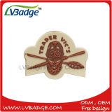 安全ピンの柔らかいPVC Pin 3Dのロゴ
