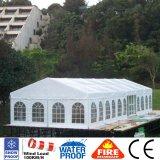 Tienda impermeable al aire libre grande el 10X30m del marco de la boda del partido de la carpa