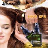 Petróleo esencial puro de Masaroni el 100% Morocan para la venta al por mayor del perfume del tratamiento del pelo