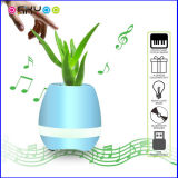 LED Bluetoothのスピーカーのスマートな接触音楽植木鉢