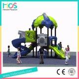 Спортивная площадка самого лучшего качания сада качества пластичная напольная для малышей (HS04201)