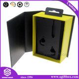 Вспомогательное оборудование картона Flip простоты электронное установило коробку подарка с удобным вися отверстием