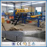 De automatische het Versterken CNC Machine van het Lassen van het Netwerk van de Staaf van het Staal Concrete