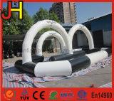 Pista de raza inflable de bola de Zorb para la venta
