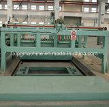 De Scherpe Machine van het staal/Gesneden aan de Lijn van de Lengte