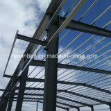 Полуфабрикат пакгауз стальной структуры, мастерская и здание мола