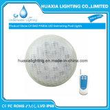 水中プールライト(HX-P56-H36W-TG)を泳ぐ高い発電LED