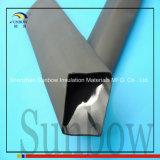 Ignifugo con adesivo ha allineato il tubo pesante dello Shrink di calore della parete