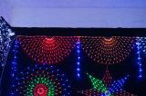 Indicatori luminosi esterni approvati della rete della tenda del Ce LED per la decorazione della via