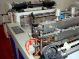 機械を作る2ライン熱い切断のTシャツ袋
