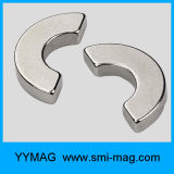 Qualitäts-starker Neodym-Bewegungslichtbogen-Magnet