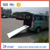 Bmwr-201 Rampe de chargement manuelle pour Van