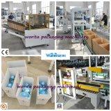 Klebstreifen-Kasten-Verpackungsmaschine für Getränk trinkt (WD-ZX15)