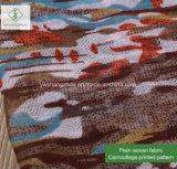 100% dickflüssige neueste Tarnung gedruckte Schal-Form-Dame Moslem Scarf