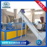 PP PE Film Squeezing Granulating Equipment