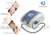 Shr portátil IPL Opt máquina para a remoção permanente do cabelo