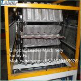 Hoja del material para techos del PVC que hace la línea de la máquina