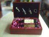 Hölzerner Kasten verwendet für Wein-Paket/hölzernen Geschenk-Kasten