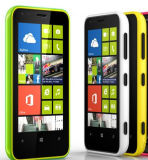 Téléphone portable Windows Small Small Size Dual Core Original Unlocked 620 Smart Mobile Phone