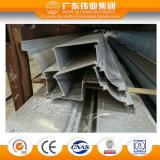 7000 Tonnen-Strangpresßling-Maschine produziertes industrielles Strangpresßling-Aluminium