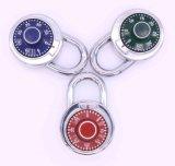 Lucchetti variopinti di combinazione dell'acciaio inossidabile con l'anello di trazione indurito