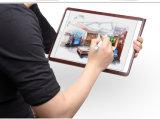 Fare scorrere fuori la cassa di cuoio del telefono dell'unità di elaborazione per la PRO aria del iPad