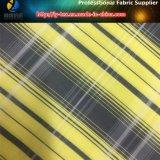 363tポリエステルヤーンの染められたファブリック、模造メモリファブリック、Yarn-Dyed布